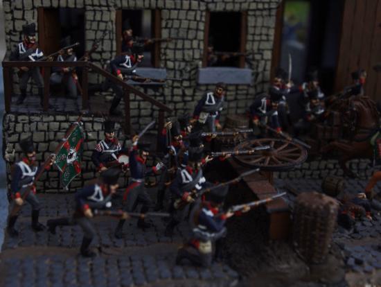Infanterie Prussienne au 1/72