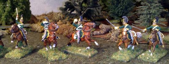 Dragons Russes au 1/72ème