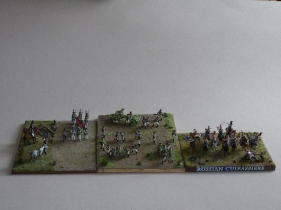 Armée Russe 1812 au 1/72