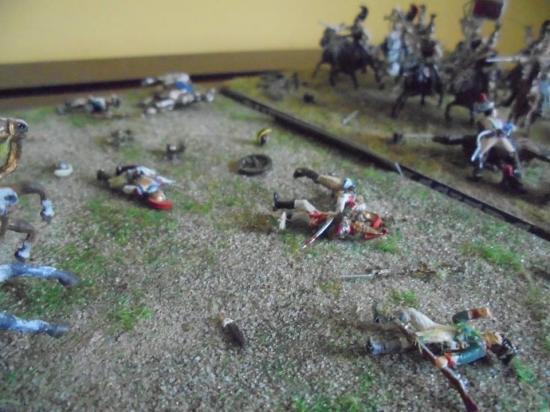 L'escadron des mamelouks de la Garde impériale au 1/72