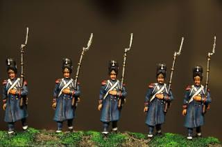 French Guard Grenadiers by Revell 1/72