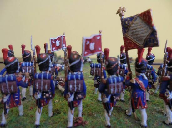 Grenadiers à pieds de la Garde Impériale Zvezda 8030 au 1/72