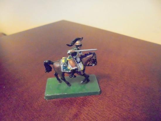 6812 - French Dragoons (Napoleonic Wars) 1/72