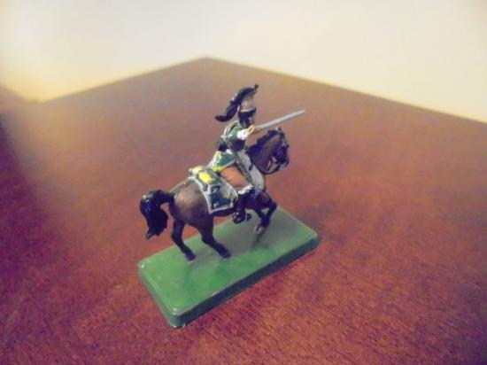 6812 - French Dragoons (Napoleonic Wars) 1/72