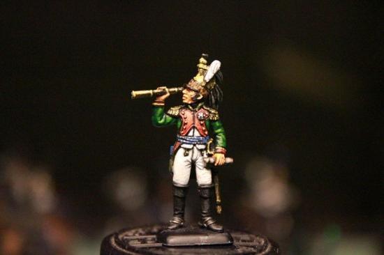 Italeri French Napoleonic General Staff 2nd Dragoons Regiment