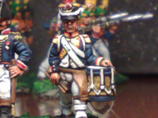 French Infantry Hat 1/72