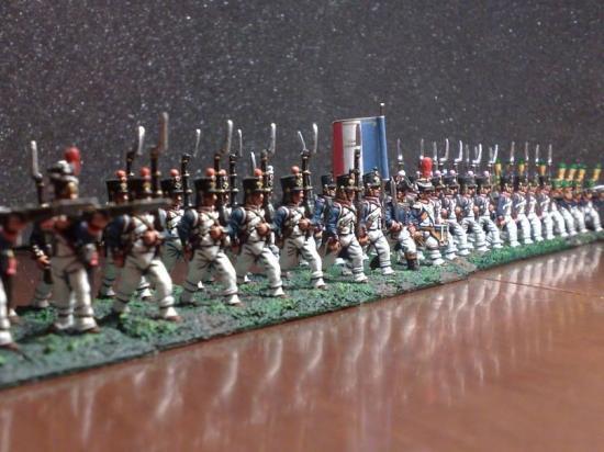Infanterie Française au 1/72