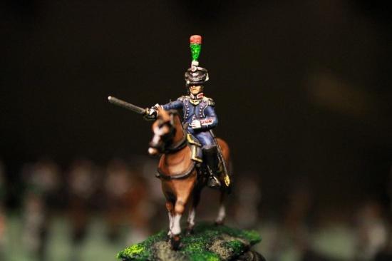 Infanterie légère Hat au 1/72ème