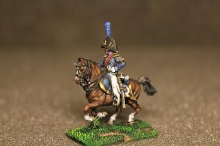 French Napoleonic HQ Staff-Zvezda