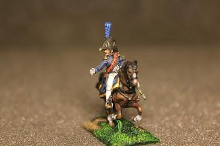 French Napoleonic HQ Staff-Zvezda