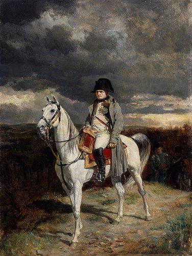 Napoléon au 1/72