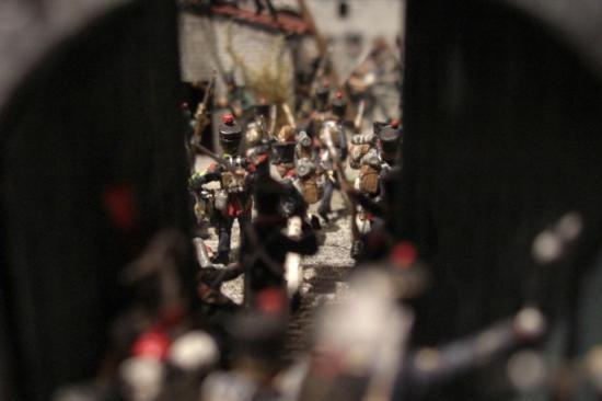 Bilder vom Diorama