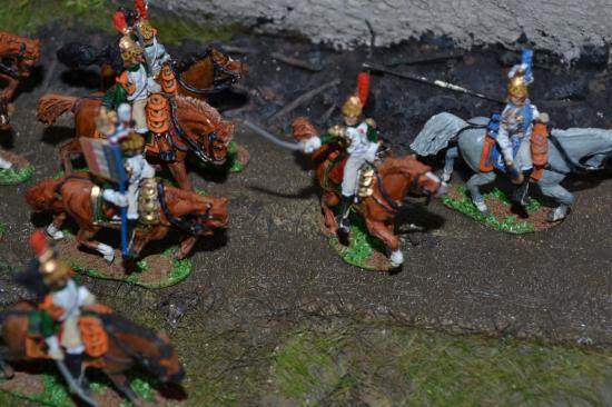 Dragons de la GI 004