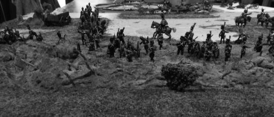 Batterie d'artillerie de la Garde au 1/72