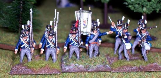 """Delaunoy Fabrice: """"Voici une partie de mon armée alliée à Waterloo"""""""