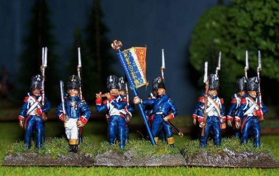 """Delaunoy Fabrice: """"Voici une partie de mon armée à Waterloo »"""