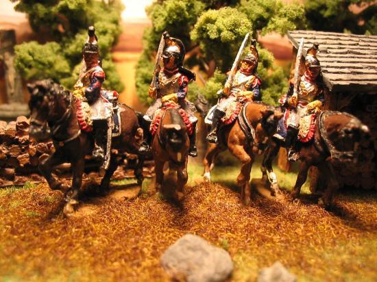 Cuirassiers Art Miniaturen JS72/0176 de Thomas Mischak - vielen dank