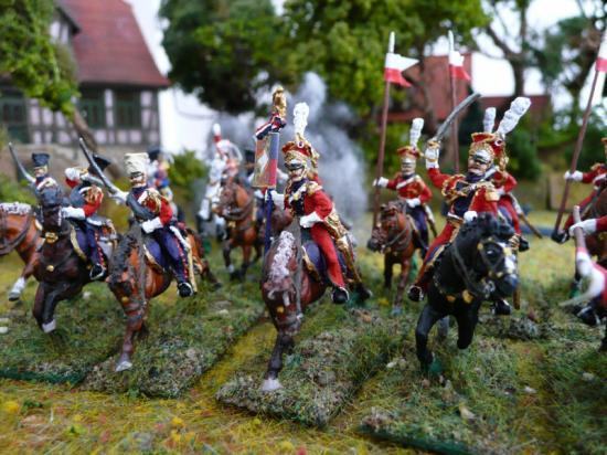 Les Lanciers Rouge de la Garde Impériale