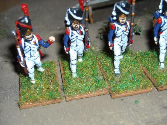 Grenadiers de la Garde Impériale Zvezda ou la Garde meurt mais ne se r