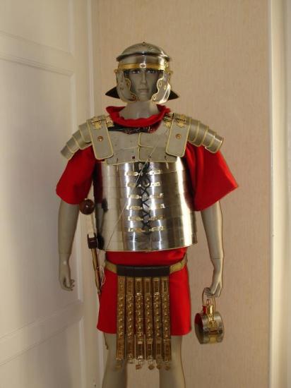 Le Légionnaire Romain Caius Pulpius Boninus, par Jean-François DUCOS