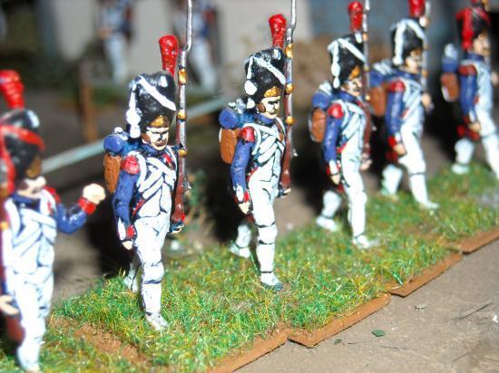 Grenadiers Zvezda : photos Marc CLAUS