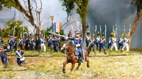 L'infanterie Légère par Art Miniaturen