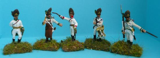 JS 72/0483 - Grenadiers Autrichiens-Allemands - DEUTSCH-ÖSTERREICHISCH
