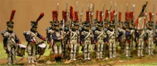 Fusiliers Grenadiers de la GI par Marc Claus