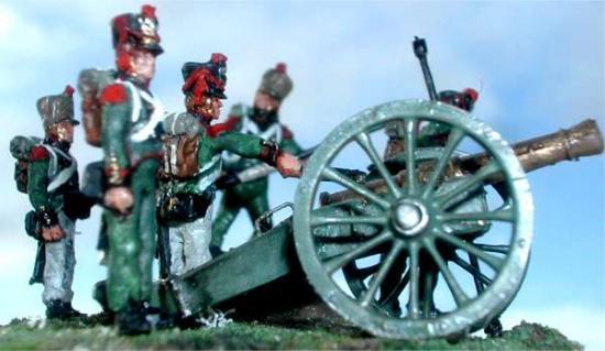 Artillerie à pieds Polonaise (JS72/0262)
