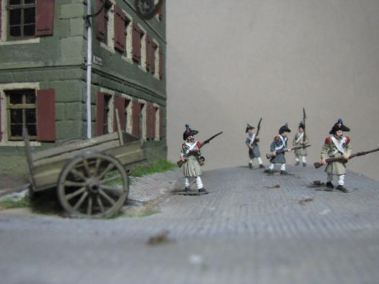 Un grand merci à Kurt pour ses photos: Campagne de 1809