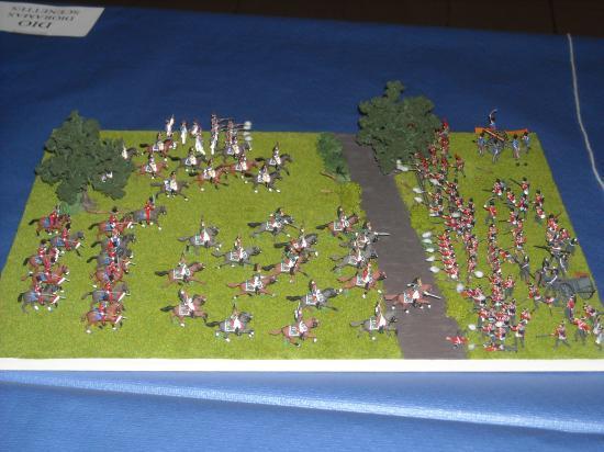 Diorama vu à Ligny Salon-Concours