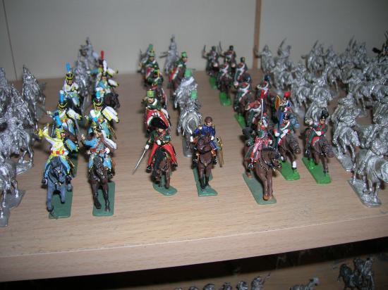 Aide de Camps du 7ème Hussard, Général de Division, 7ème de Hussards,