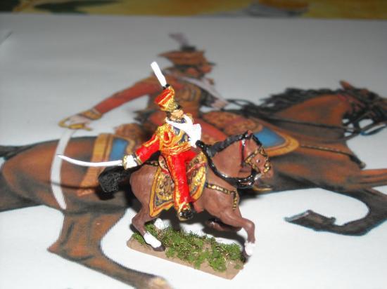 Edouard de Colbert à Waterloo par Jean-François Ducos