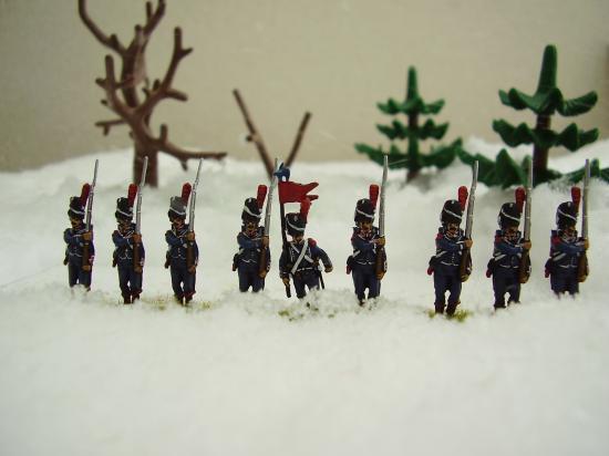 8220 Hät Carabiners Français 1808/1812 - French Light Infantry Carabiniers: Photos et Peinture de Frédéric Arenas