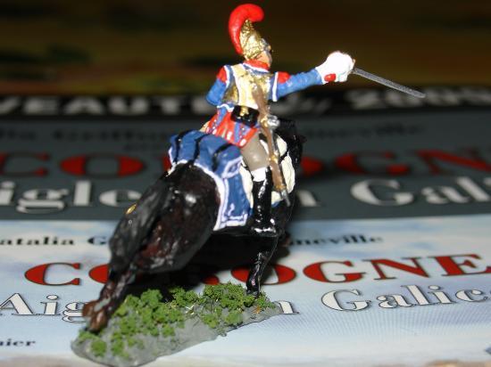 Carabinier chargeant de Art Miniaturen JS72/0515 par Jean-François Ducos, merci à Toi