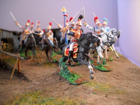 Louis-Claude Chouard (15 août 1771 à Strasbourg en France - 15 mai 1843 à Nancy en France) était un baron et général de cavaler