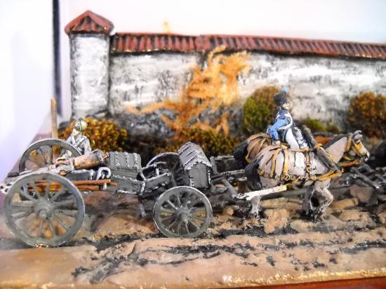 De Saragosse à Vilna avec la Grande Armée par Marc Claus