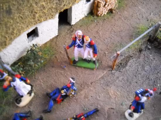TS 12 Grenadiers Français blessés tués peinture de Frédéric Arenas vous désirez les mêmes renseignez vous