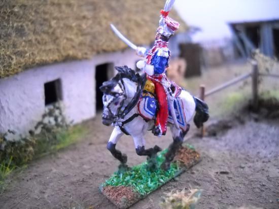 Général de Lancier Polonais 1er  Empire au 1/72ème