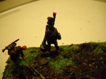 artillerie a pied la garde