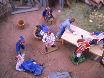 Chirurgiens Français de chez Art Miniaturen:
