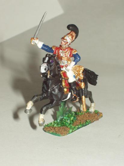 Louis-Claude Chouard  né le 15 août 1771 à Strasbourg décèdé le 15 mai 1843 à Nancy, Baron et Général de Cavalerie