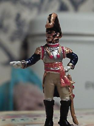 Nansouty au 1/72ème Général du 1er Empire par Etienne Chaillet