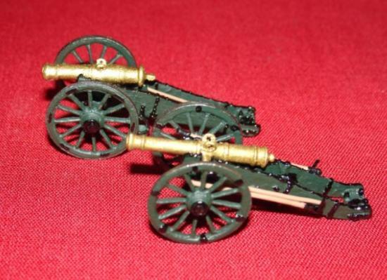 L'artillerie Russe au 1/72ème de chez Art Miniaturen par Jean-François Ducos