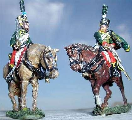 Hussards Français par Monsieur Stéphane Brunet