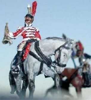 Les Cuirassiers Français 1er Empire au 1/72ème Art Miniaturen par Stéphane Brunet