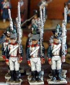 Infanterie Française Art Miniaturen au 1/72ème par Stéphane Brunet