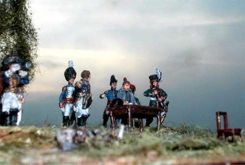Russie 1812 par Stéphane Brunet ... un grand merci à lui
