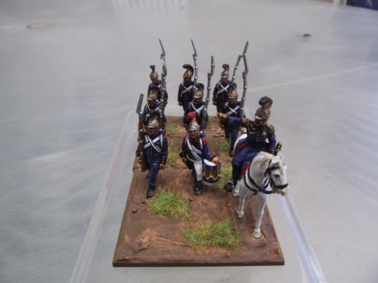 Bataillon du Génie de la Garde Impériale par Frédéric Arenas