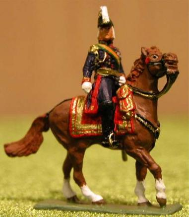 Officiers 1er Empire au 1/72ème Art Miniaturen